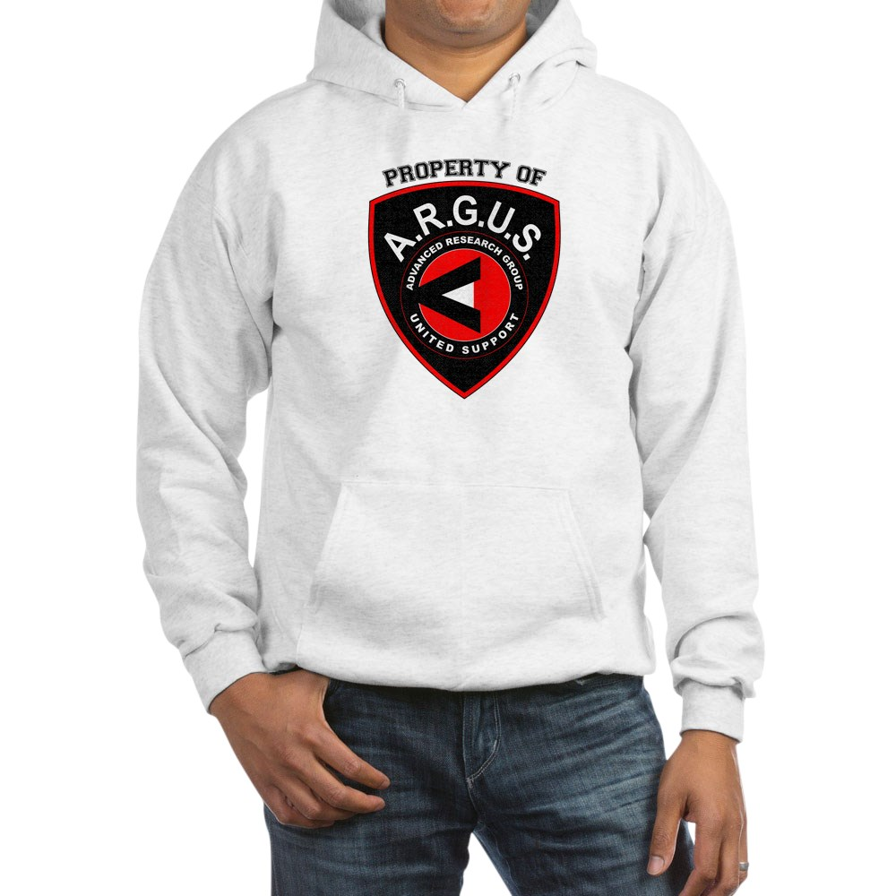 Property of ARGUS Hooded Sweatshirt