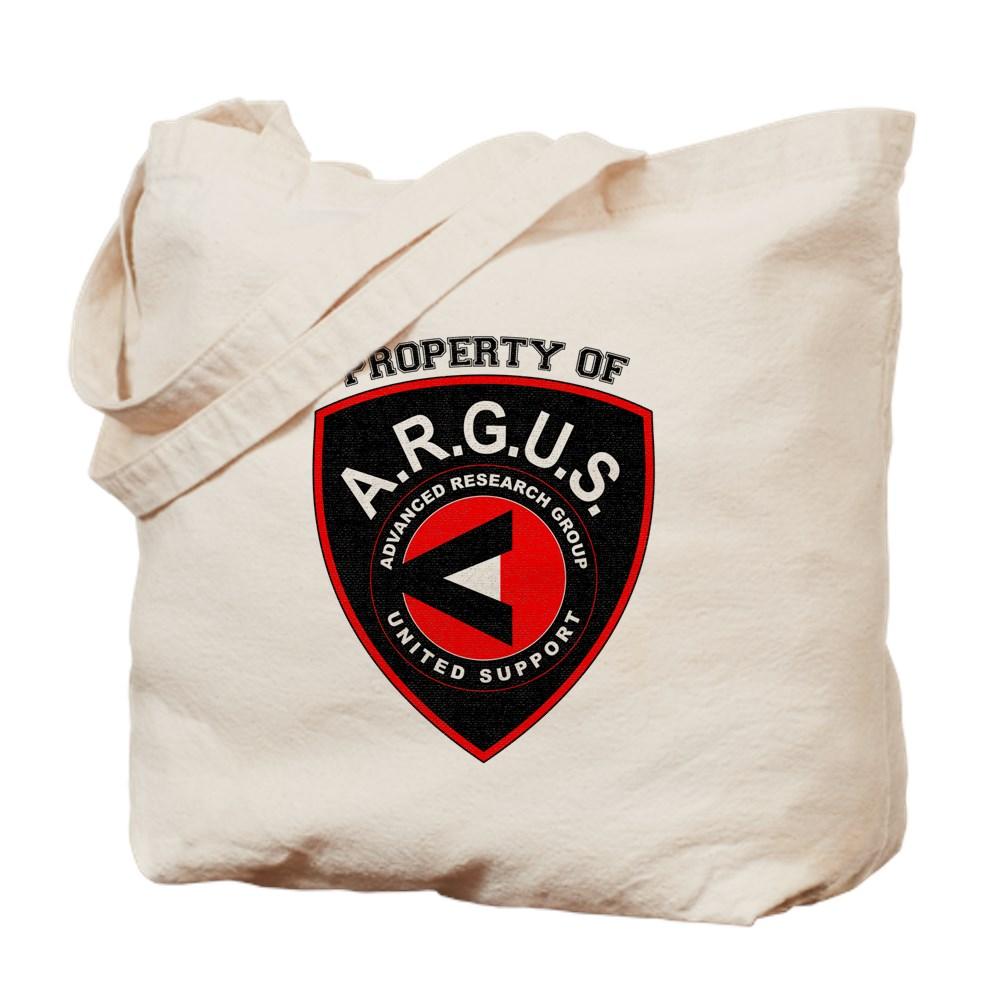 Property of ARGUS Tote Bag