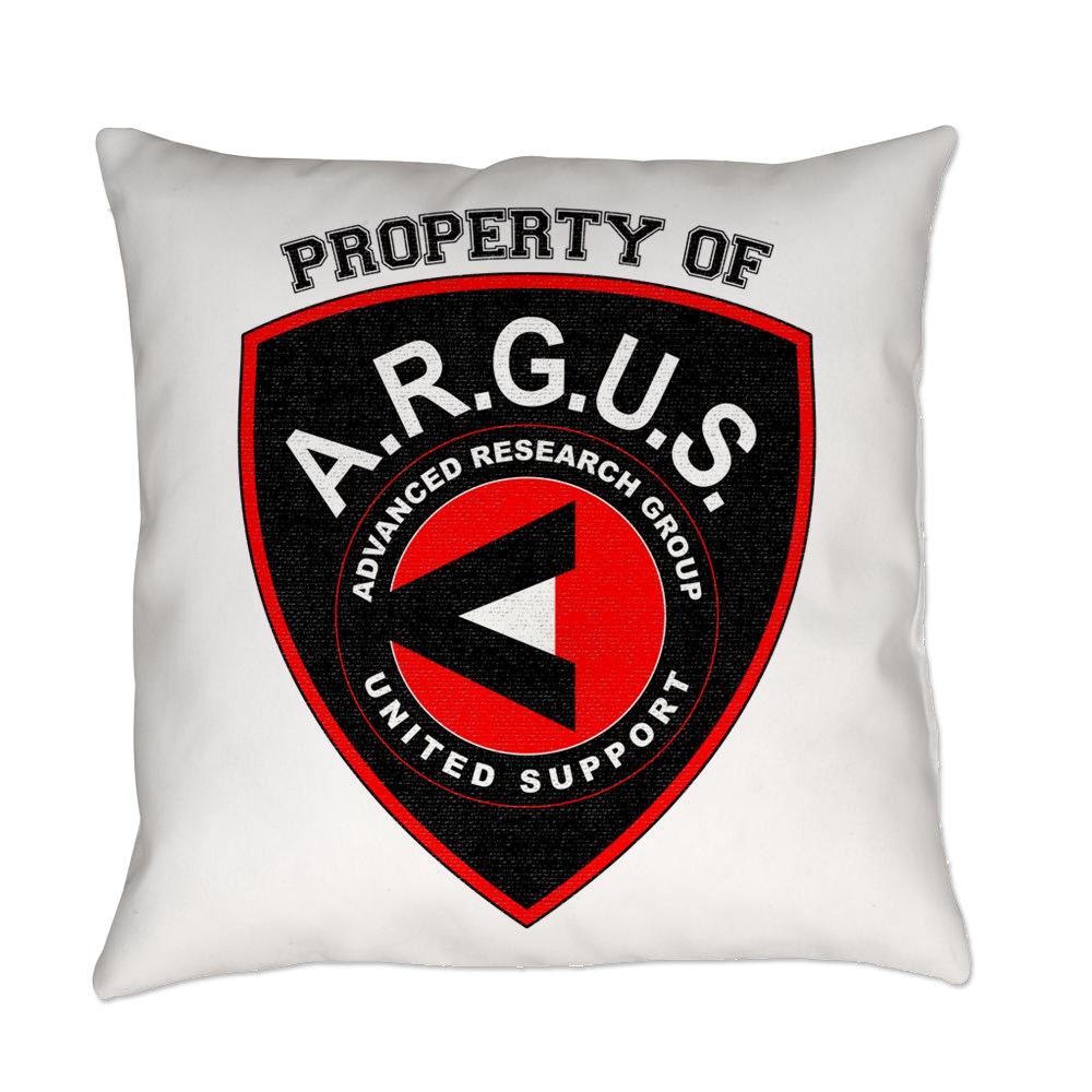 Property of ARGUS Everyday Pillow