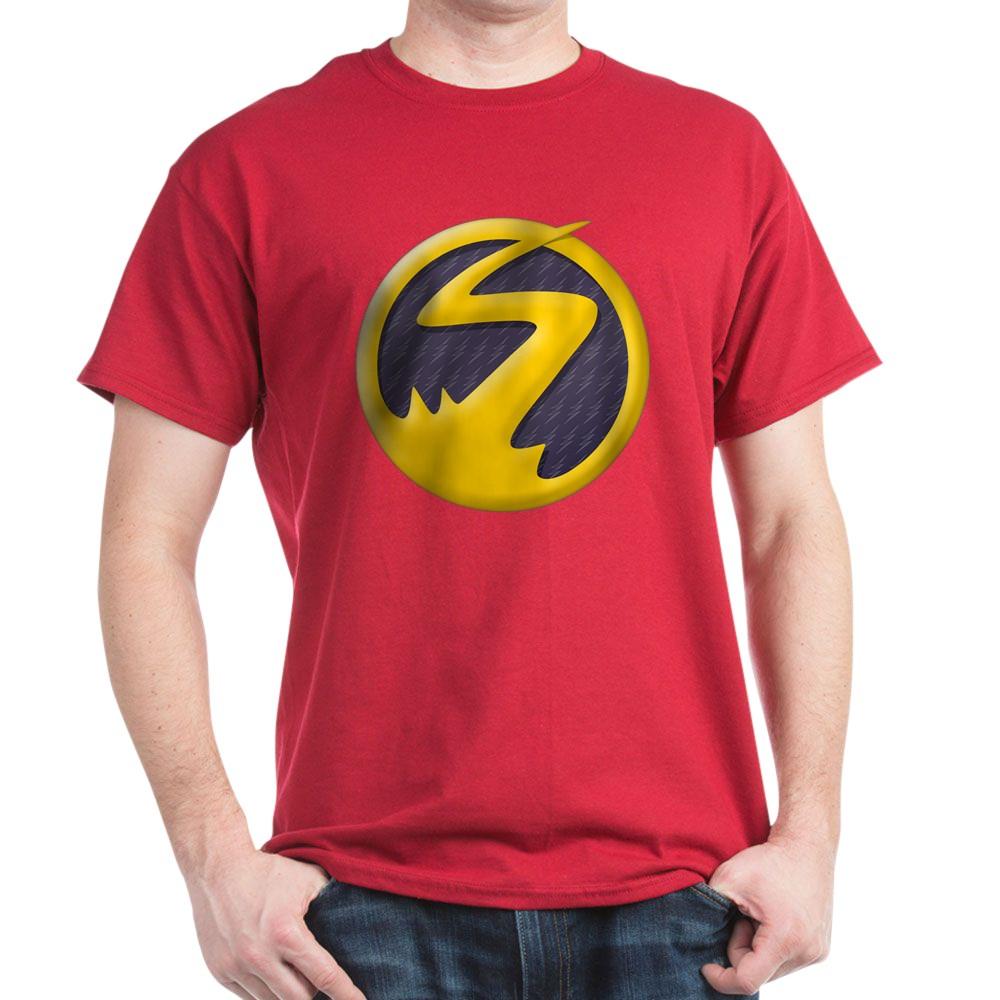 Nora West-Allen XS Logo Dark T-Shirt
