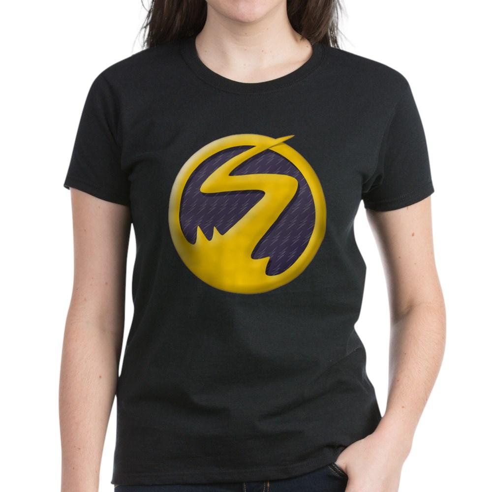 Nora West-Allen XS Logo Women's Dark T-Shirt