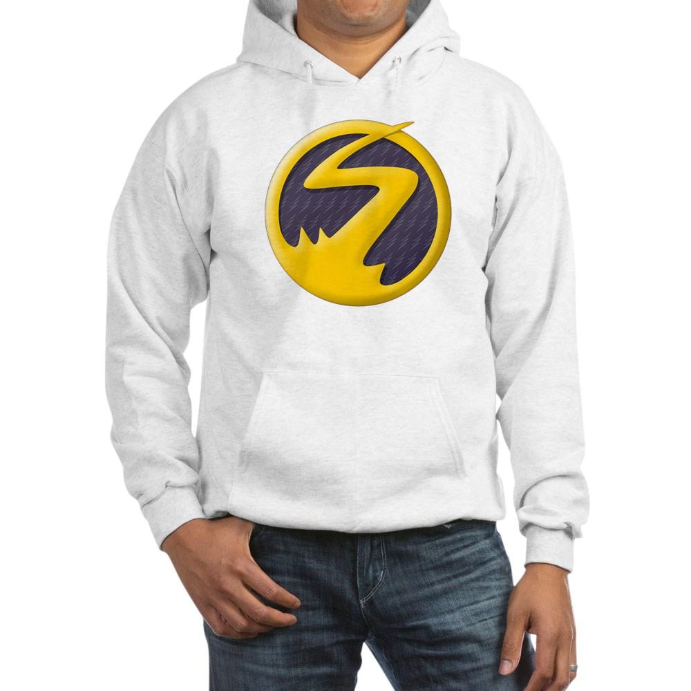 Nora West-Allen XS Logo Hooded Sweatshirt