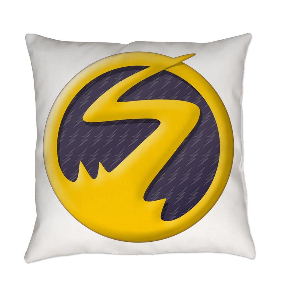 Nora West-Allen XS Logo Everyday Pillow