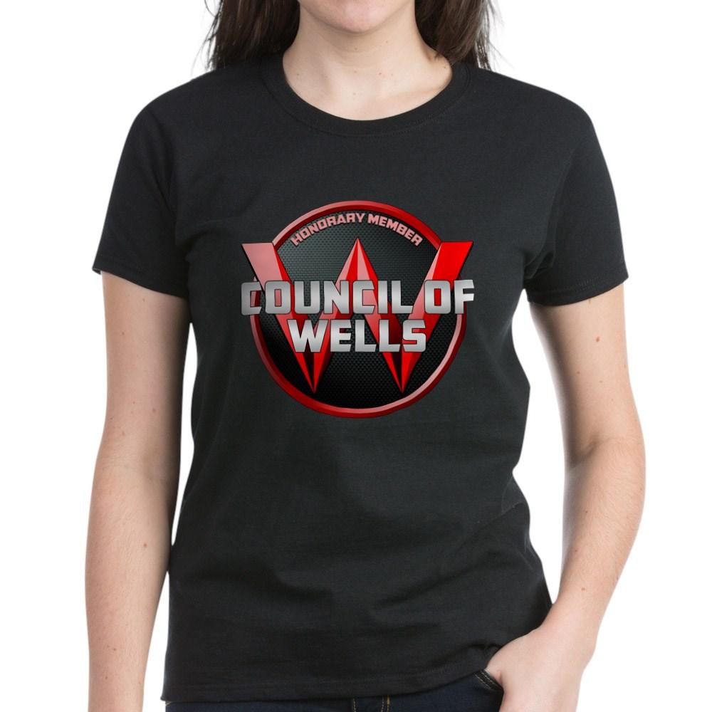 Council of Wells - Honorary Member Women's Dark T-Shirt
