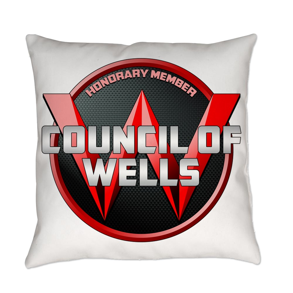 Council of Wells - Honorary Member Everyday Pillow