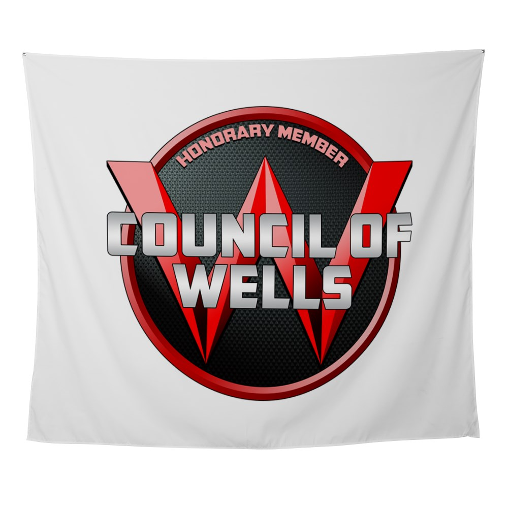 Council of Wells - Honorary Member Wall Tapestry