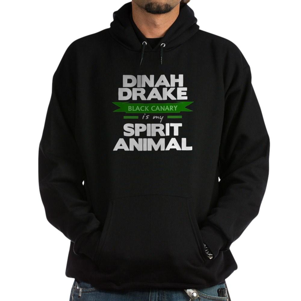 Dinah Drake Is My Spirit Animal Dark Hoodie