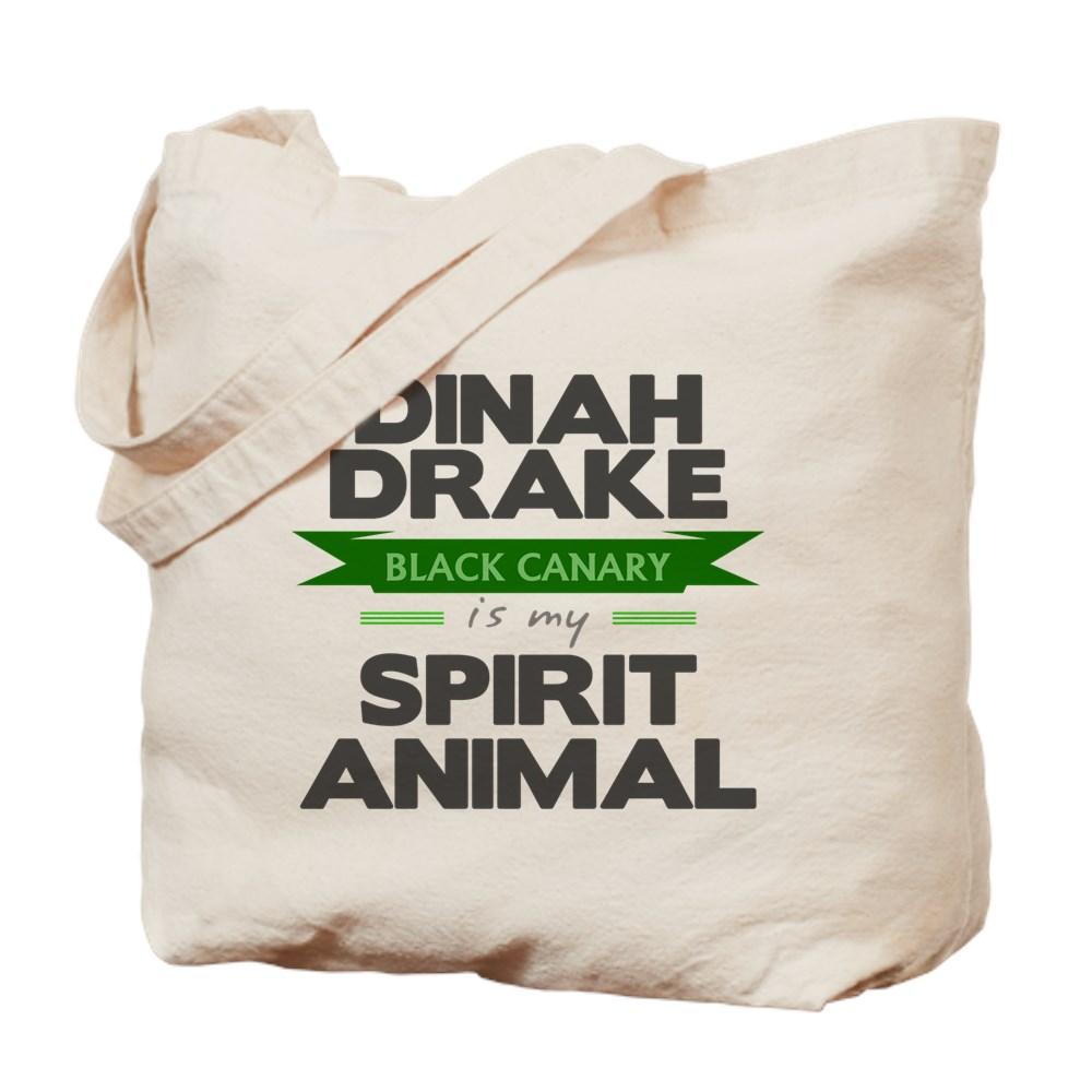 Dinah Drake Is My Spirit Animal Tote Bag