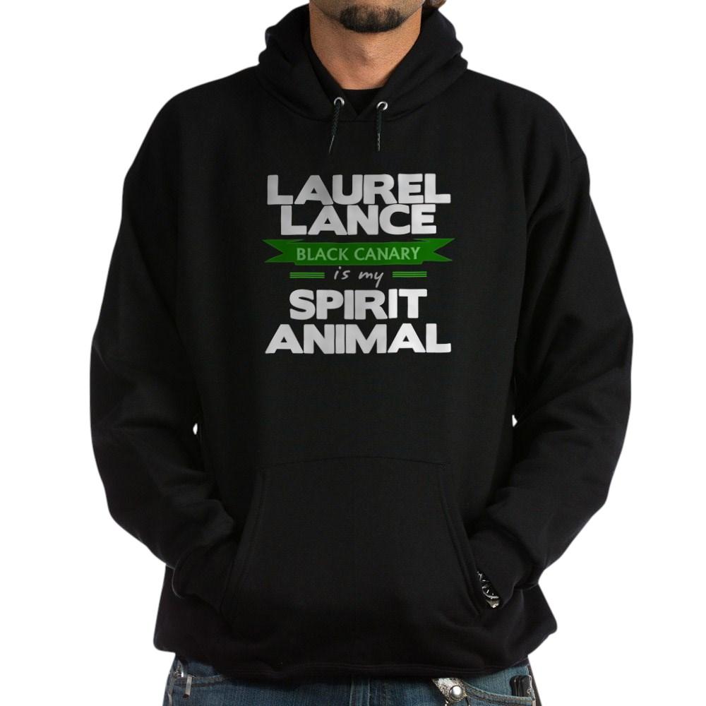 Laurel Lance is my Spirit Animal Dark Hoodie