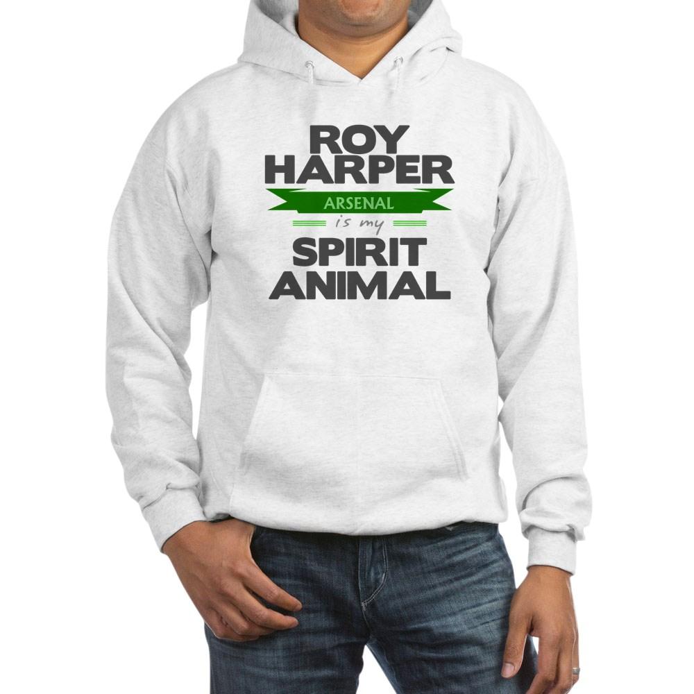Roy Harper is my Spirit Animal Hooded Sweatshirt