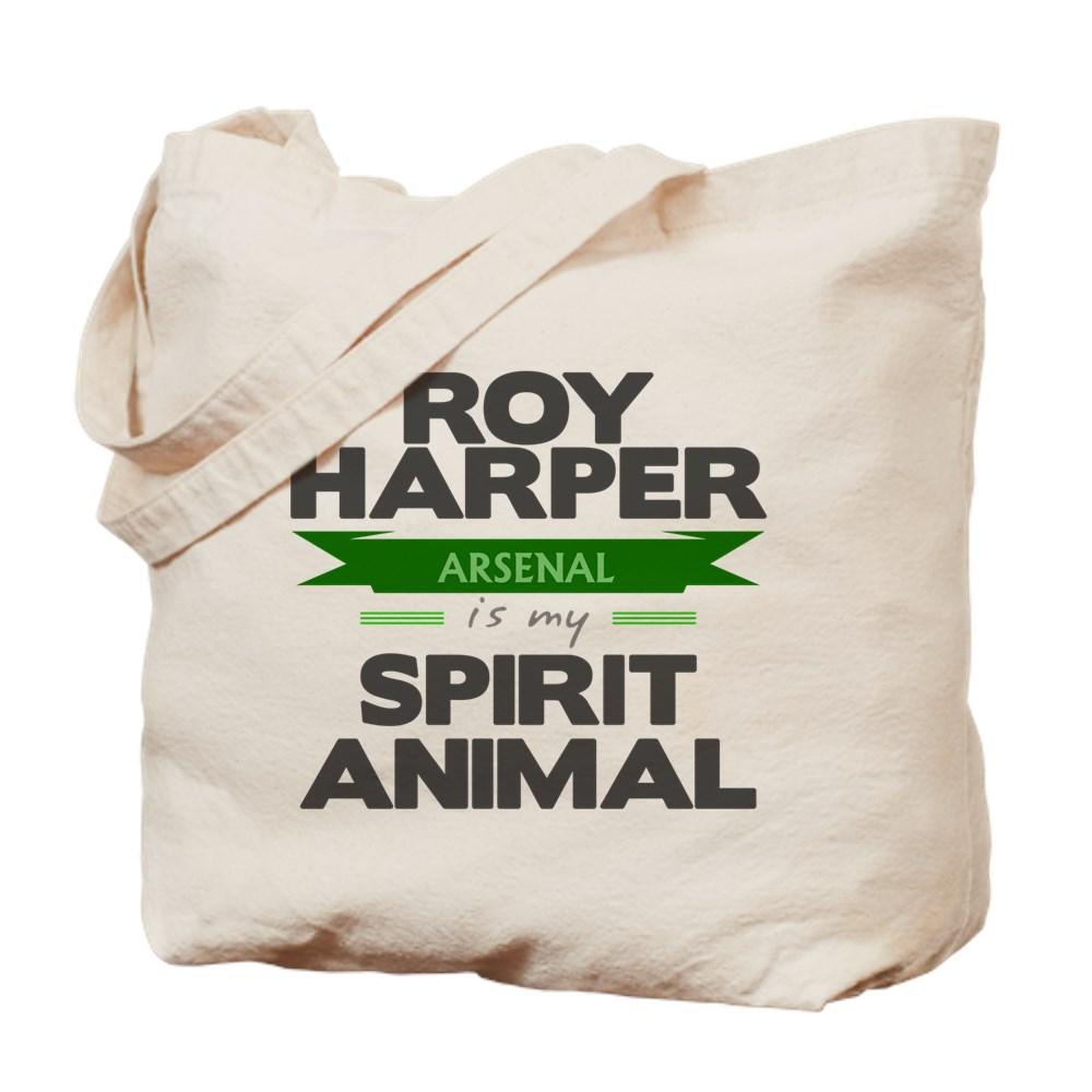 Roy Harper is my Spirit Animal Tote Bag