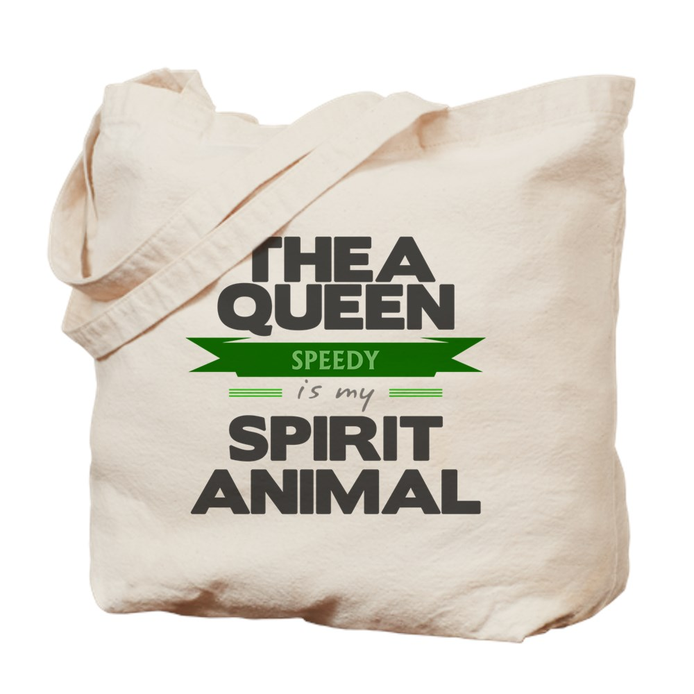 Thea Queen is my Spirit Animal Tote Bag