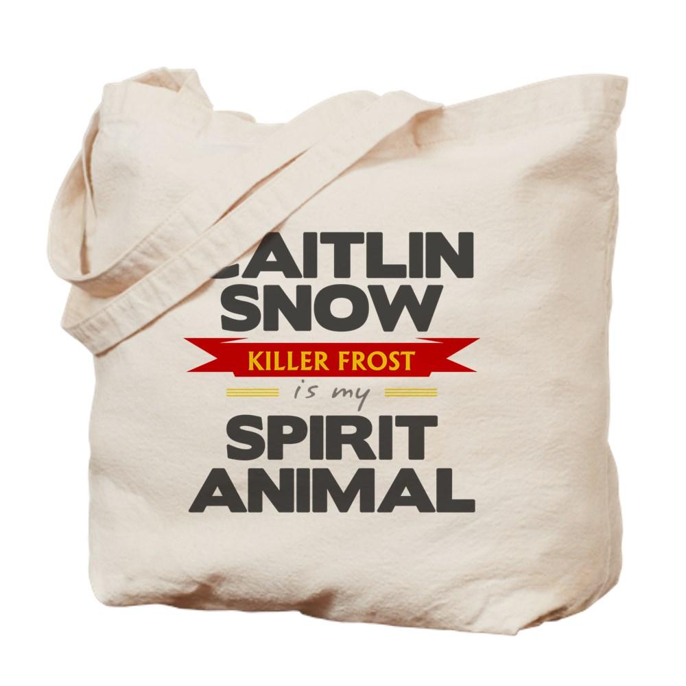 Caitlin Snow is my Spirit Animal Tote Bag