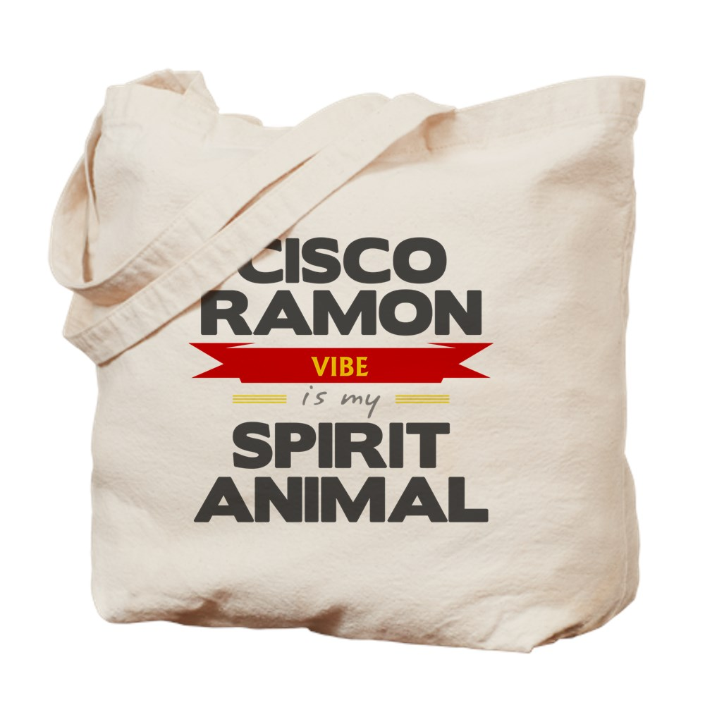 Cisco Ramon is my Spirit Animal Tote Bag