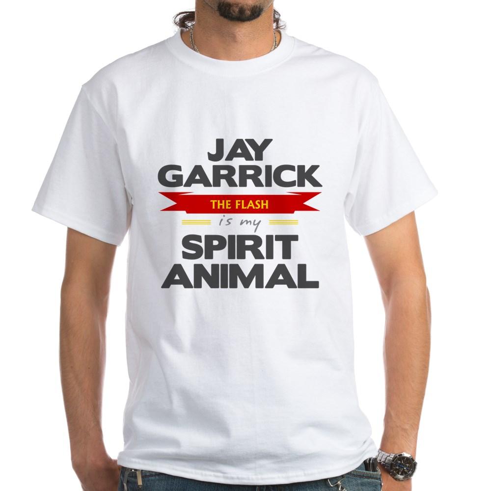 Jay Garrick is my Spirit Animal White T-Shirt