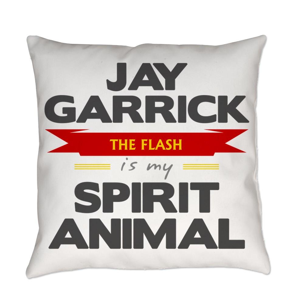 Jay Garrick is my Spirit Animal Everyday Pillow