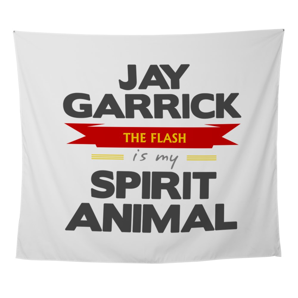 Jay Garrick is my Spirit Animal Wall Tapestry