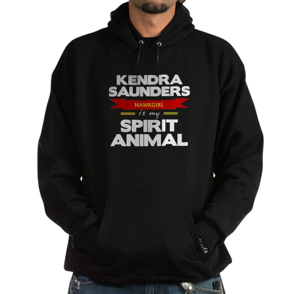 Kendra Saunders is my Spirit Animal Dark Hoodie