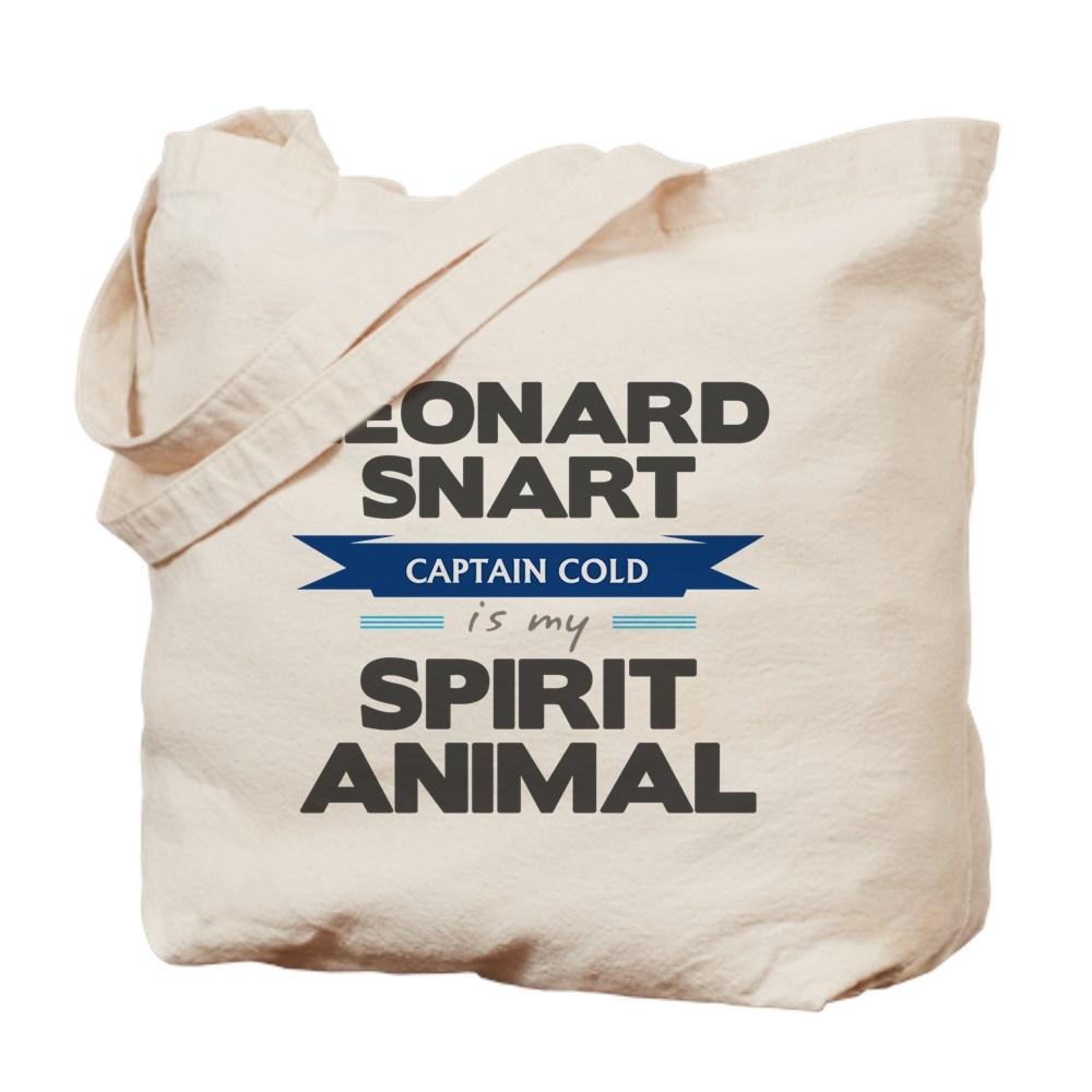 Leonard Snart is my Spirit Animal Tote Bag