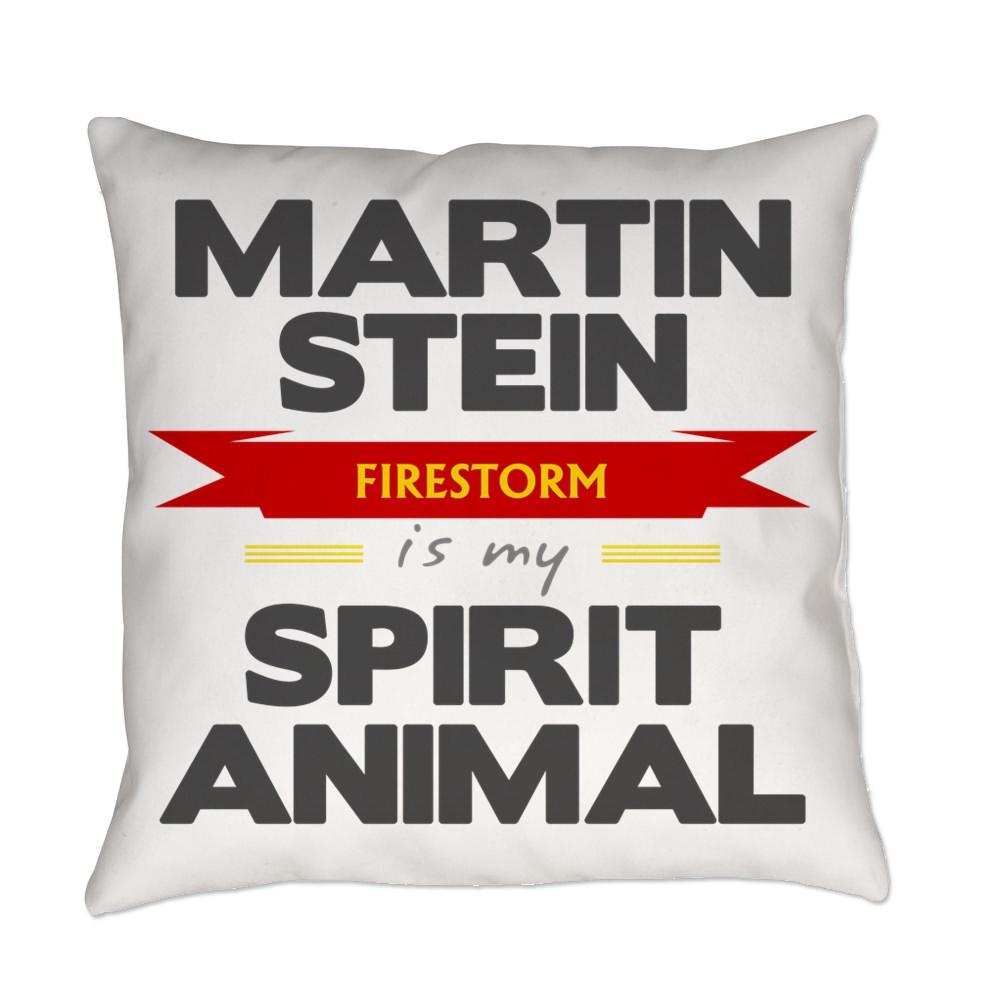 Martin Stein is my Spirit Animal Everyday Pillow