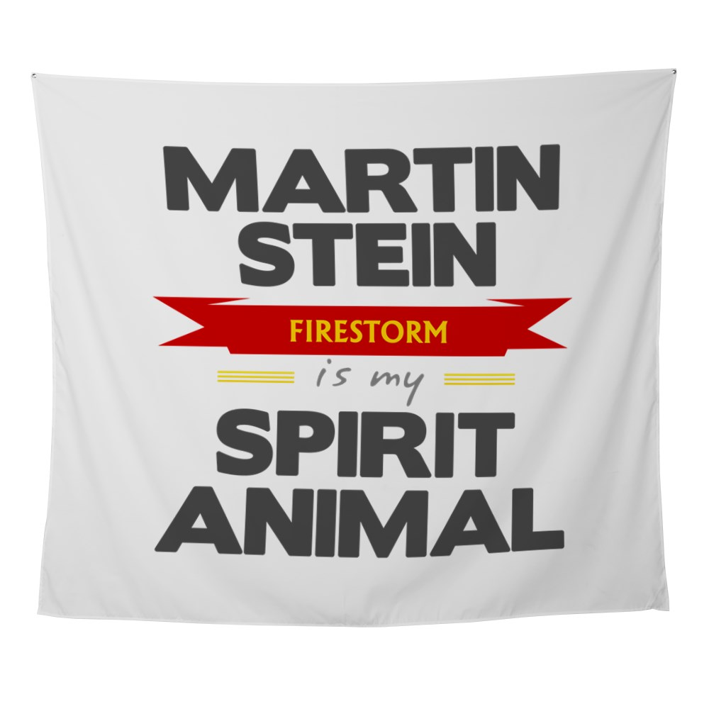 Martin Stein is my Spirit Animal Wall Tapestry
