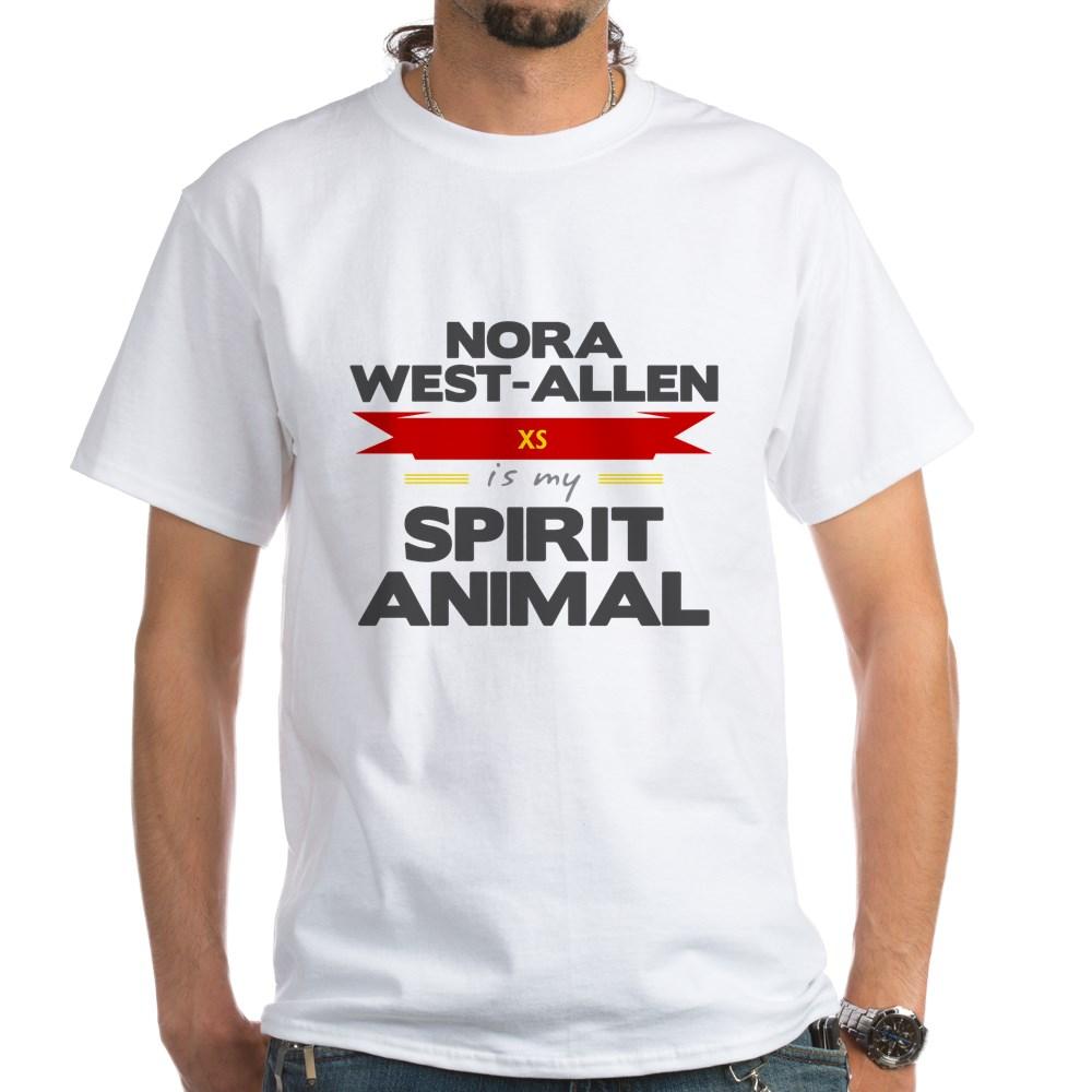 Nora West-Allen is my Spirit Animal White T-Shirt