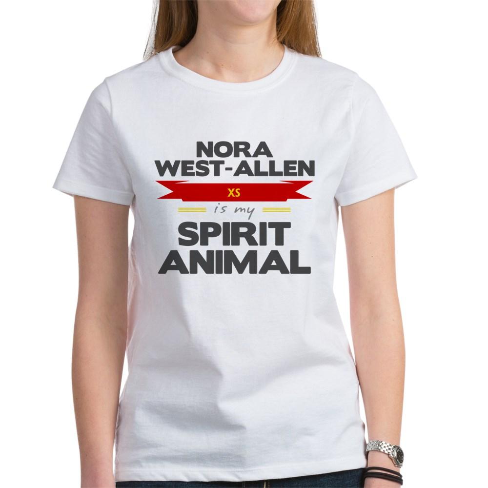 Nora West-Allen is my Spirit Animal Women's T-Shirt