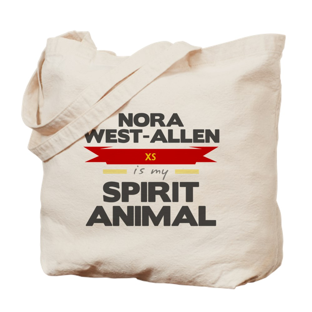 Nora West-Allen is my Spirit Animal Tote Bag