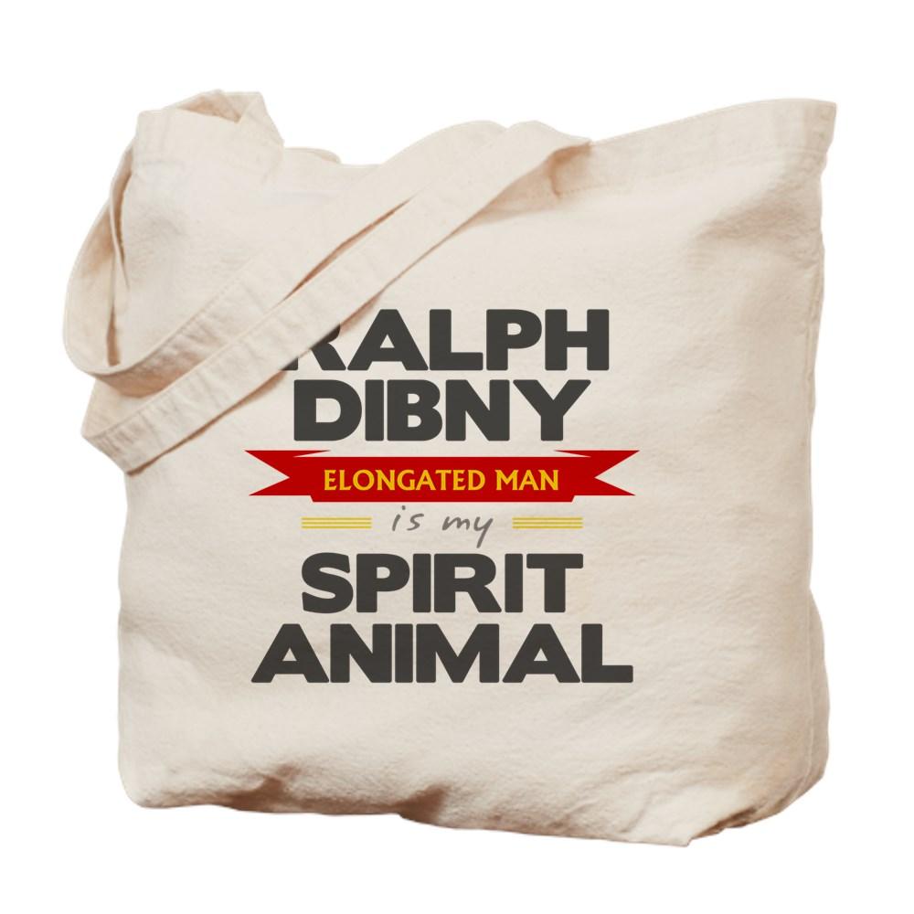 Ralph Dibny is my Spirit Animal Tote Bag