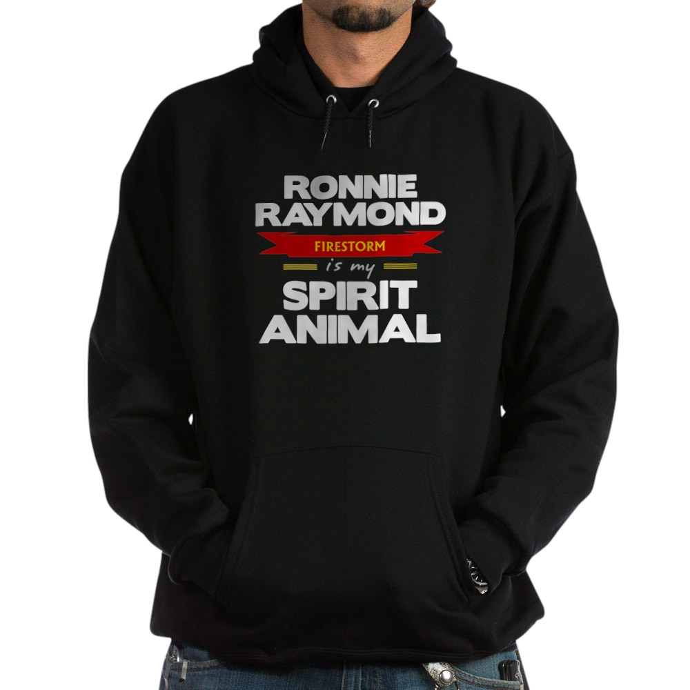 Ronnie Raymond is my Spirit Animal Dark Hoodie