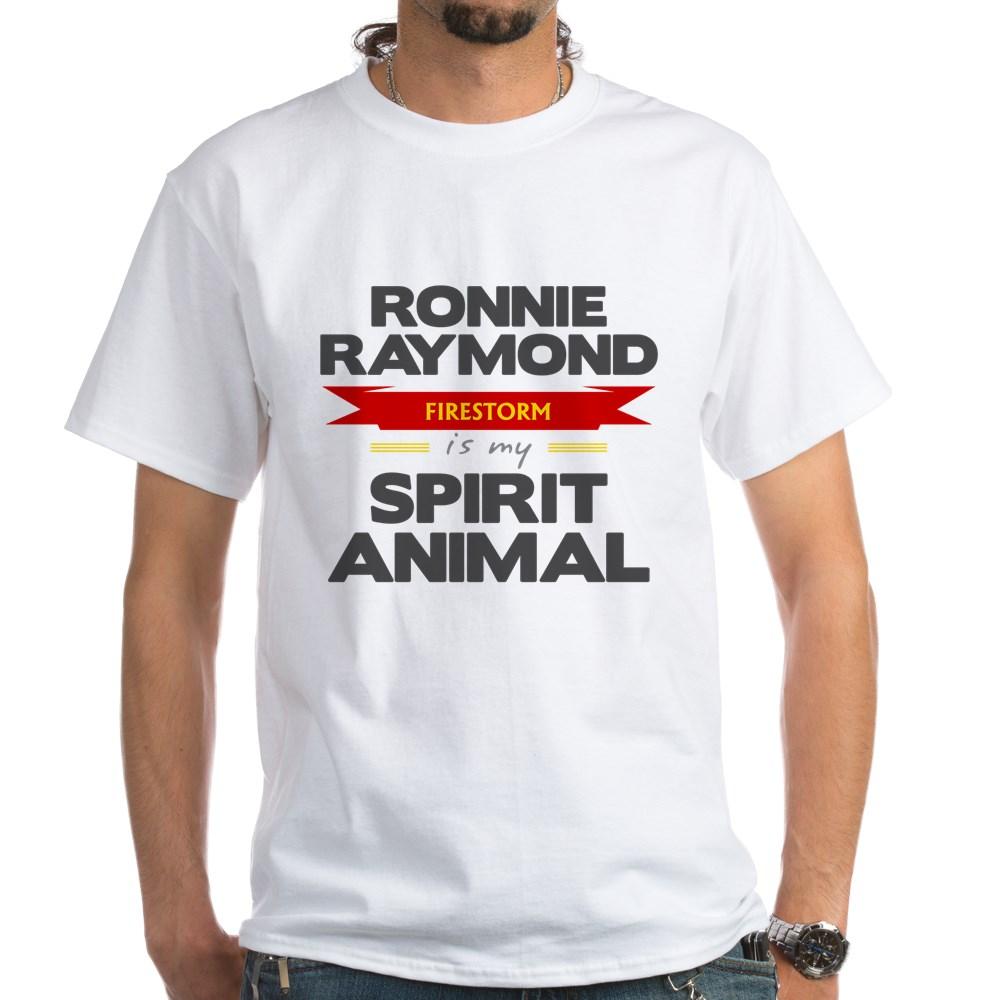 Ronnie Raymond is my Spirit Animal White T-Shirt