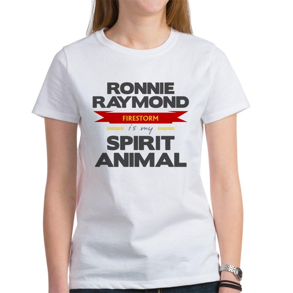 Ronnie Raymond is my Spirit Animal Women's T-Shirt