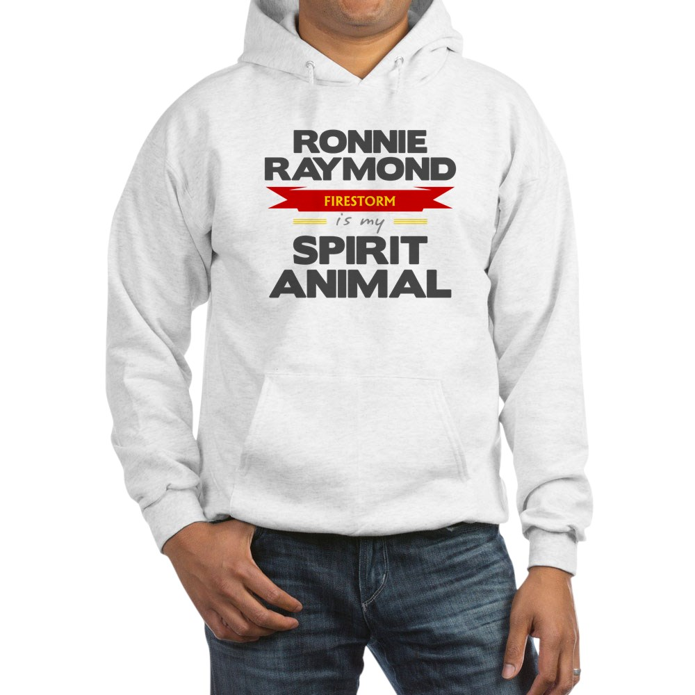 Ronnie Raymond is my Spirit Animal Hooded Sweatshirt
