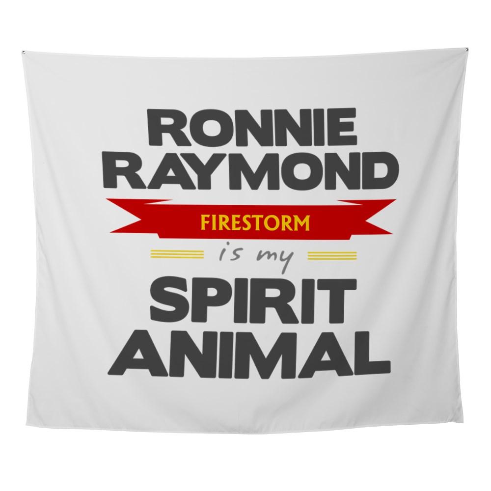 Ronnie Raymond is my Spirit Animal Wall Tapestry