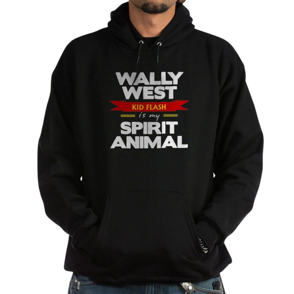 Wally West is my Spirit Animal Dark Hoodie