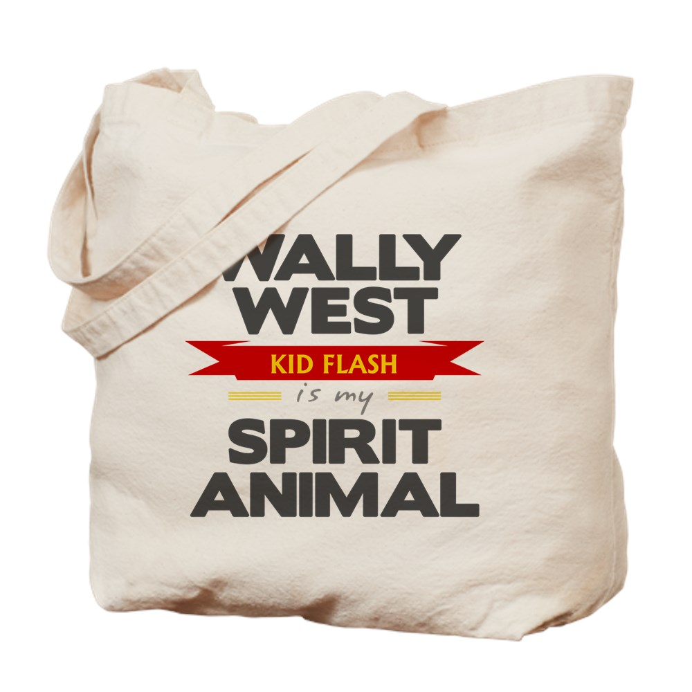 Wally West is my Spirit Animal Tote Bag
