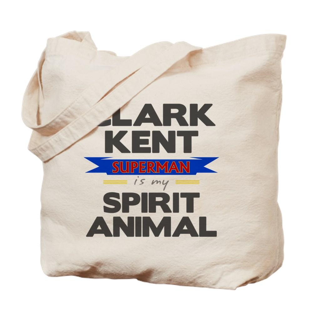Clark Kent is my Spirit Animal Tote Bag