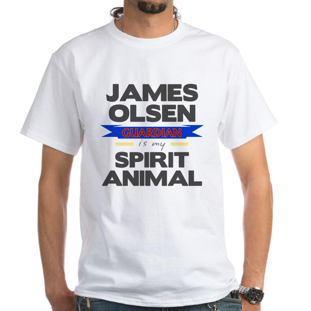 James Olsen is my Spirit Animal White T-Shirt