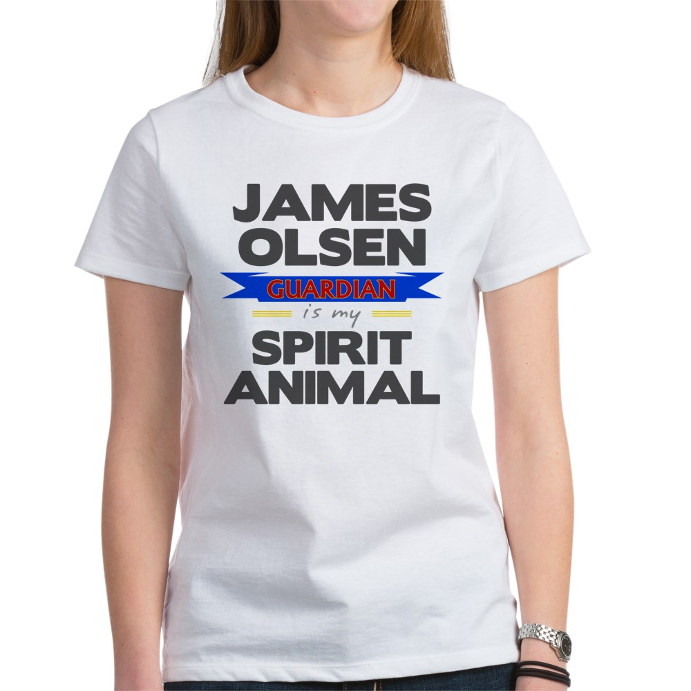 James Olsen is my Spirit Animal Women's T-Shirt