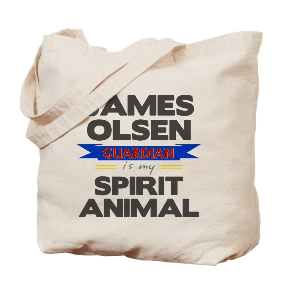 James Olsen is my Spirit Animal Tote Bag
