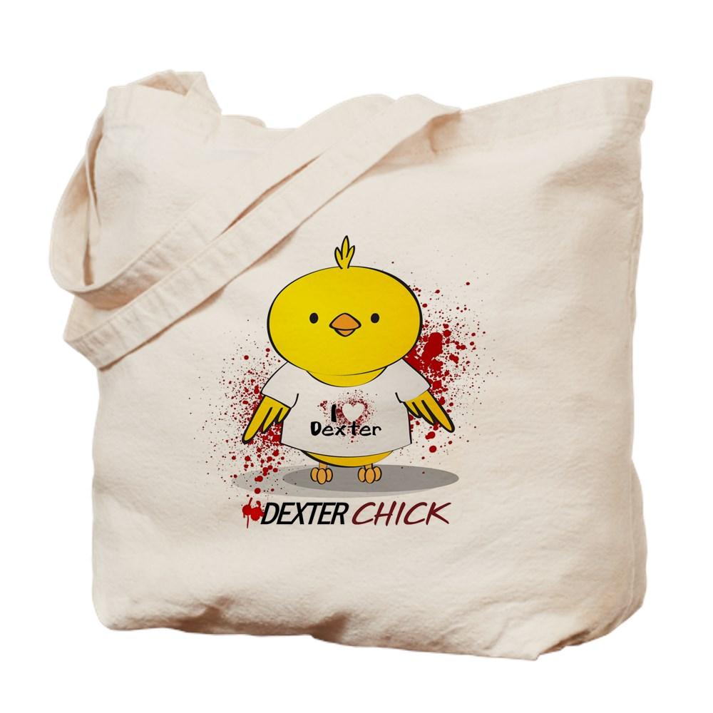 Dexter Chick Tote Bag