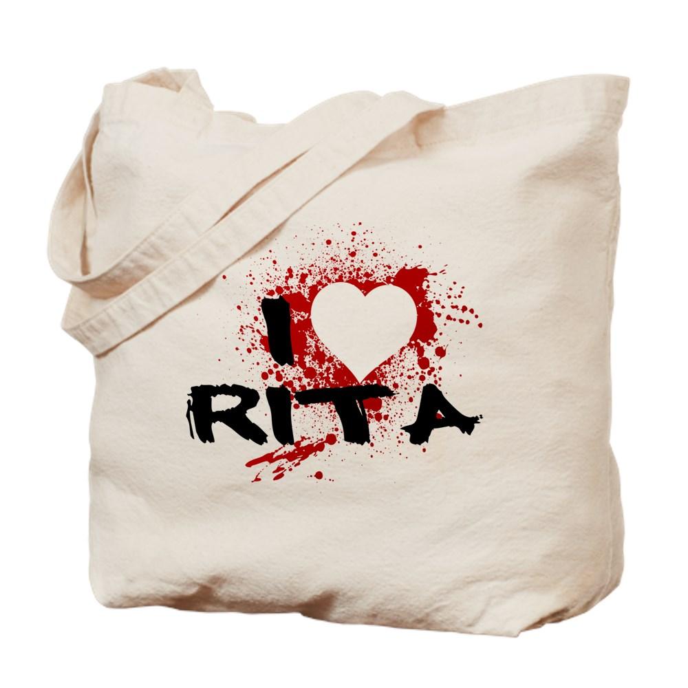 I Heart Rita - Dexter Tote Bag