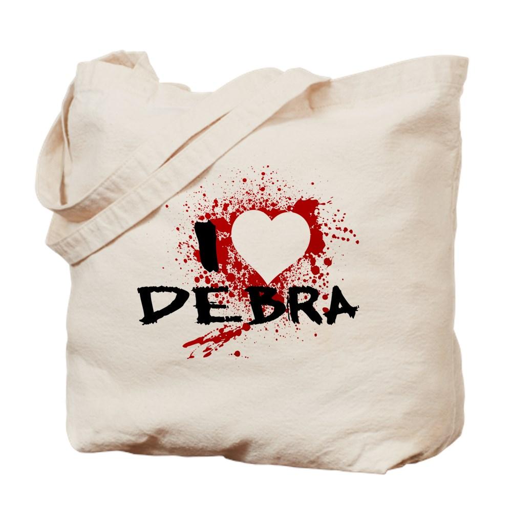 I Heart Debra - Dexter Tote Bag