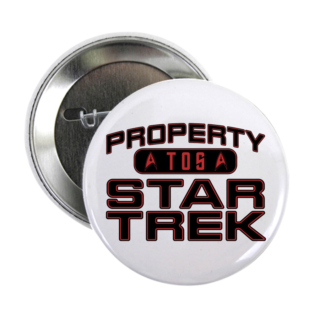 Red Property Star Trek - TOS 2.25