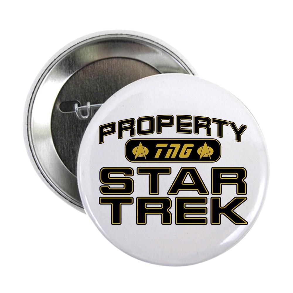Gold Property Star Trek - TNG 2.25