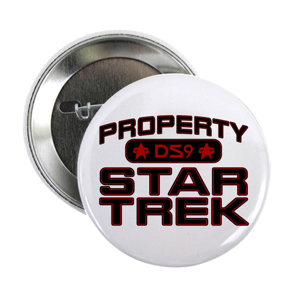 Red Property Star Trek - DS9 2.25