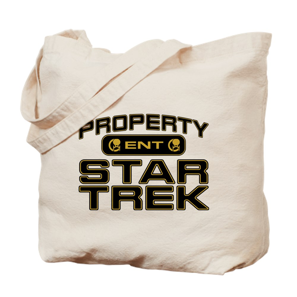 Gold Property Star Trek - ENT Tote Bag