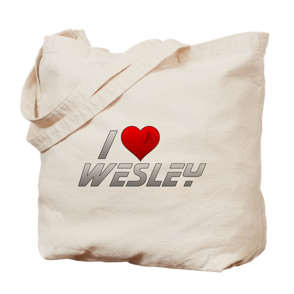 I Heart Wesley Tote Bag