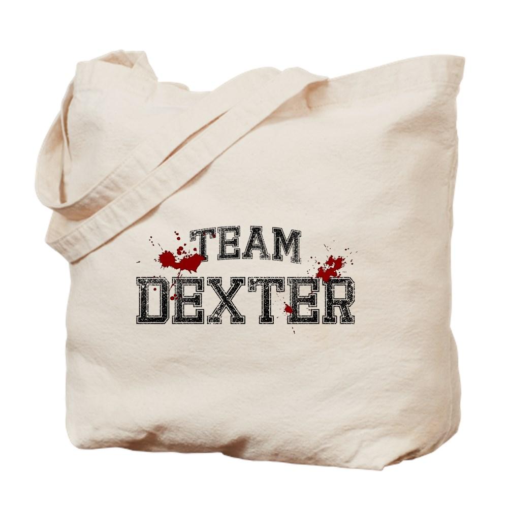 Team Dexter Tote Bag