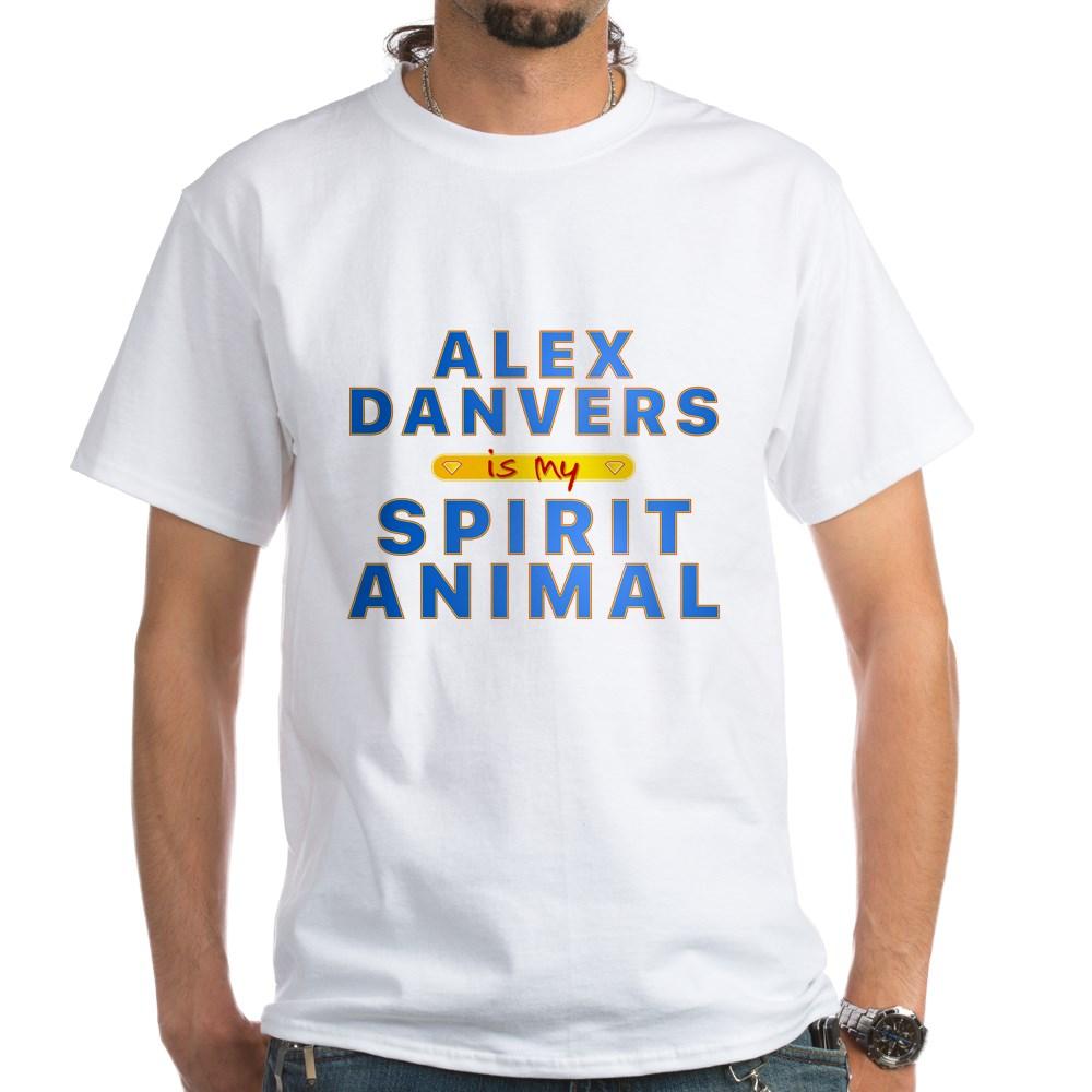 Alex Danvers is my Spirit Animal White T-Shirt